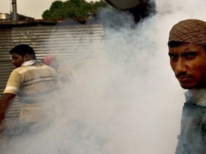 Emerging infectious diseases in India: the scourge that