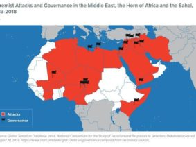 María del Pilar Rangel Rojas on LinkedIn: « #AFRICA #MENA Since 2013, jihadist groups have conducted attacks in 22 MENA/Sahel countries and held…