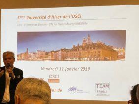 #OSCI Université d'hiver#2019 à Lille. Deux jours d'échanges et de conférences p…